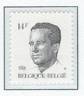 COB  2352P5b  MNH   Gomme Jaunâtre - Unused Stamps
