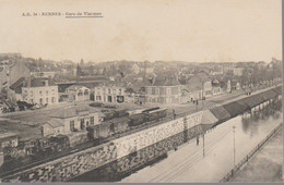 RENNES - LA GARE DE VIARMES - Rennes