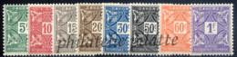 -Dahomey T 9/16** - Unused Stamps