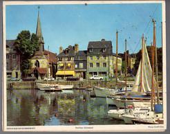CALENDRIER GF 1978 - Honfleur 14 Calvados, Pape De Louisiane, Imprimeur Oberthur Rennes (calendrier Double) - Big : 1971-80