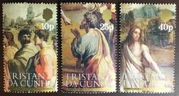 Tristan Da Cunha 1983 Raphael Anniversary MNH - Tristan Da Cunha