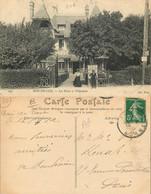 NB - [511482]B/TB//-France  - (80) Somme, Bois-de-Cise, Les Postes Et Télégraphes,Poste & Facteurs - Other Municipalities