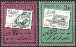 UNO GENF 1997 Mi-Nr. 319/20 ** MNH - Nuevos