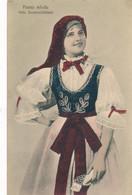 CPA -16894 -Pologne -Panna Mloda - Polnische Bauernschönheit ( Avec Rares Cachets Feldpost) -Envoi Gratuit - Polen