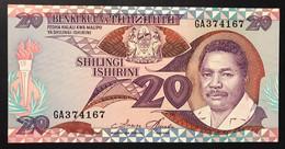 TANZANIA  20 SHILINGI Fds Unc LOTTO.3418 - Tanzania