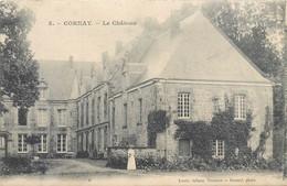 CPA 08 Ardennes Cornay Le Chateau - Otros Municipios