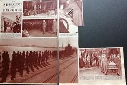 ZEEBRUGGE..1953..HOMMAGE A NOS MORTS DE CORÉE / LE LIEUTENANT - COLONEL VIVARIO - Zonder Classificatie