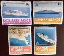 Cayman Islands 1978 Harbour & Ships MNH - Cayman Islands