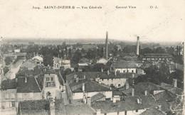 SAINT DIZIER : VUE GENERALE - Saint Dizier