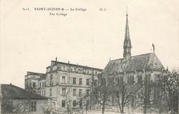 SAINT DIZIER : LE COLLEGE - Saint Dizier