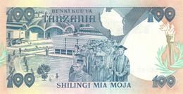 TANZANIA P. 14b 100 S 1986 UNC - Tanzania