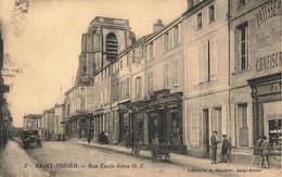 SAINT DIZIER : RUE EMILE GIROS - Saint Dizier