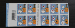 Jaar 2008: B88 'Rode Kruis - Le Chat' - Ongetand Met Nummer - Zeer Mooi! - No Dentado