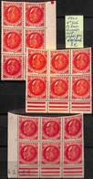 NB - [825898]TB//**/Mnh-France 1941 - N° 506, Pétain, Nuances Dont Papier Gris - 1941-42 Pétain