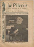 Le Pèlerin Revue Illustrée N° 1518 Du 4 Février 1906 Ribot Saint Omer Lommerange Moselle Wavrin Chaume Sables D'Olonne - Non Classés