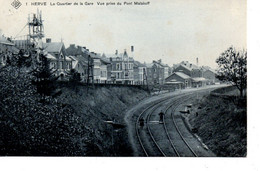 J 78. Herve: SBP 1 : Le Quartier De La Gare - Herve