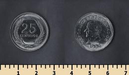 Salvador 25 Centavo 1994 - El Salvador