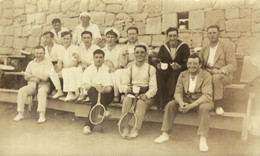 RPPC THE CREW, A SPORT DAY   Photo Postcards Military Navy - Altri
