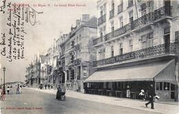 Belgique - Wenduyne - Edit. Sugg Série 6 N° 7 - La Digue II - Le Grand Hôtel Pauwels - Wenduine