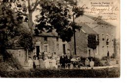 J 84.Pierreuchamps- Route De Tavier - Lincent