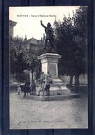 01. Nantua. Statue D'alphonse Baudin - Nantua