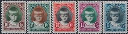 Luxembourg - Luxemburg - Timbres  1929 Caritas  Prinzessin Gabrielle  MNH** - Blocks & Kleinbögen