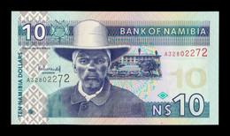 Namibia 10 Dollars 2001 Pick 4b SC UNC - Namibia