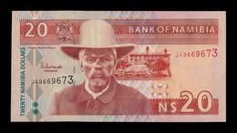 Namibia 20 Dollars 2002 Pick 6 SC UNC - Namibia