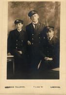 RPPC American Galleries  Photo Postcards Military Navy  Cartes Postales Photo Marine Militaire - Otros