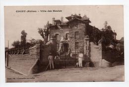 - CPA COGNY (69) - Villa Des Meules 1935 - Edition Lepas - - Sonstige Gemeinden
