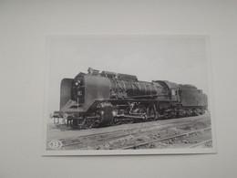 "LOCOMOTIEF: Type 5 ""Mikado"" - TREIN - TRAIN - NMBS - SNCB - Trains"