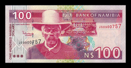 Namibia 100 Dollars 2003 Pick 9A SC UNC - Namibia