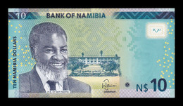 Namibia 10 Dollars 2015 Pick 16 SC UNC - Namibia