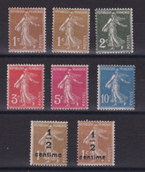 D 153 / LOT N° 277A/279B NEUF** COTE 7.60€ - Collezioni