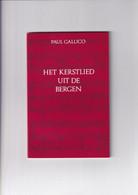 Paul Gallico - Het Kerstlied Uit De Bergen - 1968 - Literature