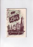 Lier - Gids Voor De Toerist - Boekje Van 36p - 1950 - Frans Verstreken - Tourism