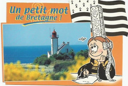 CPM  Ile De Groix Phare De La Pointe Des Chats - Groix