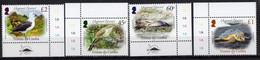 Tristan Da Cunha 2019.  Vagrant Species. Birds, Seal, Turtle.  MNH - Tristan Da Cunha