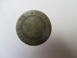 ISLE  DE  BOURBON   1816      TRES  USEE - Reunion