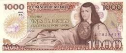 MEXICO  P. 85 1000 P 1985 UNC - Mexico