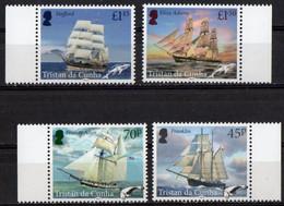 Tristan Da Cunha 2019.  Whaling And Sealing Ships.   MNH - Tristan Da Cunha