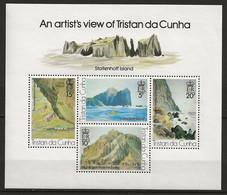 TRISTAN DA CUHNA: **, BF N° YT 10, TB - Tristan Da Cunha