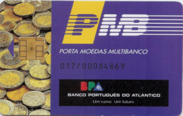 Portugal PMB BPA - Credit Cards (Exp. Date Min. 10 Years)