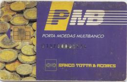 Portugal PMB BTA - Credit Cards (Exp. Date Min. 10 Years)