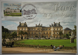 Carte Maximum PARIS Palais Du Luxembourg  AA 730 - Non Classificati