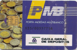 Portugal PMB CGD - Credit Cards (Exp. Date Min. 10 Years)