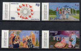 Fiji  2019.  Festivals Of Joy.  MNH - Fiji (1970-...)