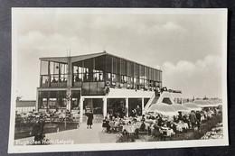 Leipzig Flughafen-Halle Belebt - Leipzig