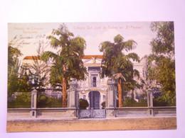 """2021 - 1331  Saludo De CARACAS  -  VENEZUELA  :  Colegio San José De Tarbes En """"El Paraiso""""  1912   XXX - Venezuela"""