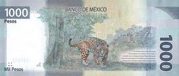 MEXICO P. NEW 1000 P 2019 UNC - Mexico